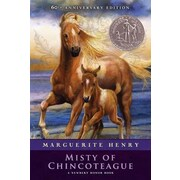 Misty of Chincoteague, Hardcover (9781417770120)