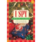 I Spy Santa Claus, Hardcover (9781417776092)