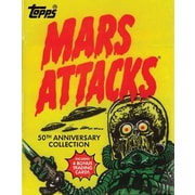 Mars Attacks [With 4 Bonus Trading Cards], Hardcover (9781419704093)