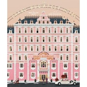 The Wes Anderson Collection: The Grand Budapest Hotel, Hardcover (9781419715716)