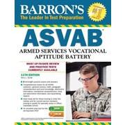 Barron's ASVAB, 0011, Paperback (9781438004921)