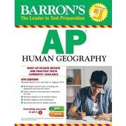 Barron's AP Human Geography, 0006, Paperback (9781438007410)