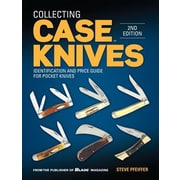 Collecting Case Knives: Identification and Price Guide for Pocket Knives, 0002, Paperback (9781440244995)