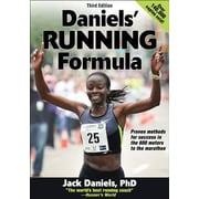 Daniels' Running Formula, 0003, Paperback (9781450431835)