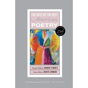 The Best of the Best American Poetry, 0025, Paperback (9781451658880)