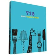 712 More Things to Draw, Paperback (9781452108827)