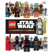 Lego Star Wars Character Encyclopedia, Hardcover (9781465435507)