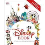 The Disney Book, Hardcover (9781465437877)