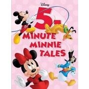 5-Minute Minnie Tales, Hardcover (9781484704523)