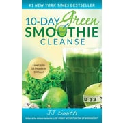 10-Day Green Smoothie Cleanse, Paperback (9781501100109)
