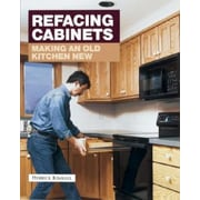 Refacing Cabinets: Making an Old Kitchen New, Paperback (9781561581979)
