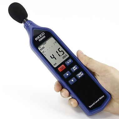 REED Sound Level Meter with Digital Bargraph, (R8060)