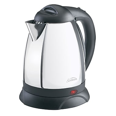 Sunbeam® 1.7L Cordless Electric Kettle, Stainless Steel