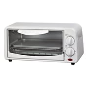 Courant Compact Toaster Oven in White (TO621W)