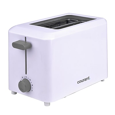 Courant Cool Touch 2 Slice Toaster in White (CTP2701W)