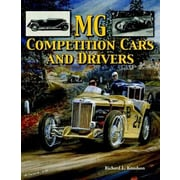 MG Competition Cars and Drivers, Paperback (9781583881668)