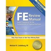 FE Review Manual, 0003, Paperback (9781591263333)