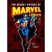 The Secret History of Marvel Comics, Hardcover (9781606995525)