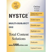 Nystce: Cst Multi-Subject 002, Paperback (9781607873587)