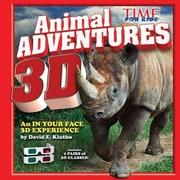 Animal Adventures 3D, Hardcover (9781618931450)