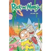 Rick and Morty, Volume 1, Paperback (9781620102817)