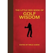 The Little Red Book of Golf Wisdom, Hardcover (9781620876121)