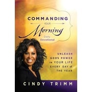 Commanding Your Morning Daily Devotional, Hardcover (9781621366096)