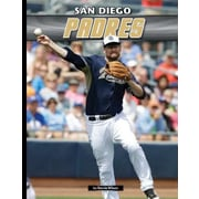 San Diego Padres, Hardcover (9781624034831)