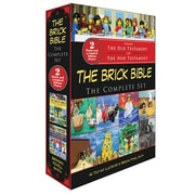 The Brick Bible: The Complete Set, Hardcover (9781626361775)