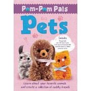 POM-POM Pals: Pets, Hardcover (9781626862890)
