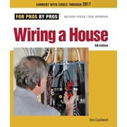 Wiring a House, 0005, Paperback (9781627106740)