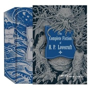 The Complete Fiction of H.P. Lovecraft, Hardcover (9781631060014)