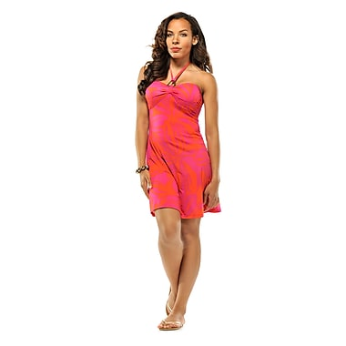 Toujours Elegant Bra Cup Dress, Pinkaloha, X-Large, (4358)