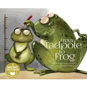 From Tadpole to Frog, Hardcover (9781632902634)