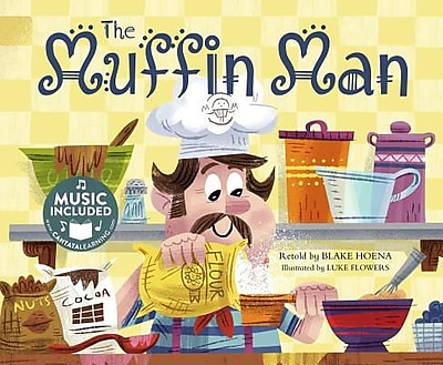 The Muffin Man, Hardcover (9781632903648) 2346473