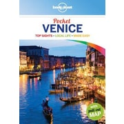 Lonely Planet Pocket Venice: Top Sights, Local Life, Made Easy [With Map], 0003, Paperback (9781742201412)