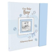 Our Baby Boy Memory Book, Hardcover (9781770364189)