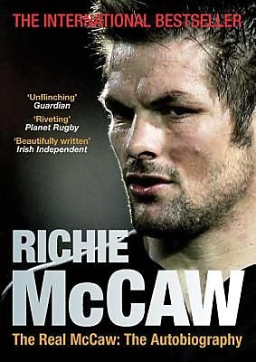 The Real McCaw: The Autobiography, Paperback (9781781314890) 2176391