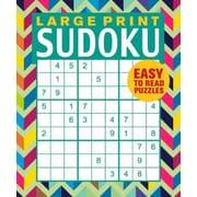 Best Ever Large Print Sudoku, Paperback (9781784047689)