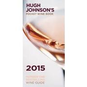 Hugh Johnson's Pocket Wine 2015, Hardcover (9781845339456)