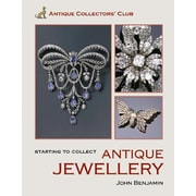 Starting to Collect Antique Jewelry, Hardcover (9781851494071)