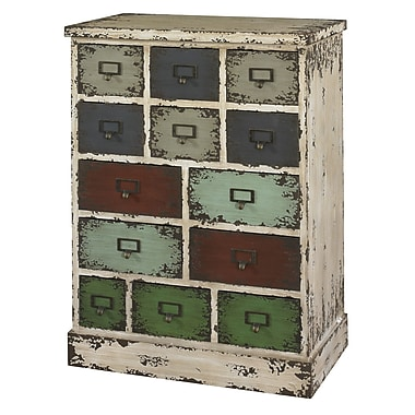 Powell Parcel 13 Drawer Chest