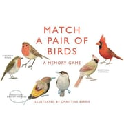 Match a Pair of Birds: A Memory Game, Hardcover (9781856699662)