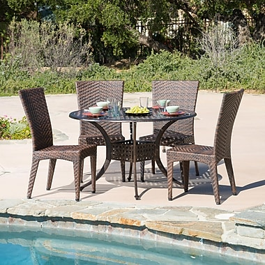 Home Loft Concepts Hailey 5 Piece Dining Set
