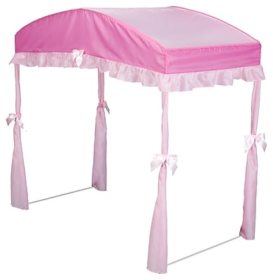 Delta Children Children's Girls Canopy for Toddler Bed; Pink WYF078276673866