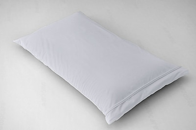 BSensible Breathable and Waterproof Pillowcase and Protector; White