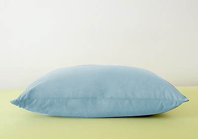 BSensible Breathable and Waterproof Pillowcase and Protector; Blue