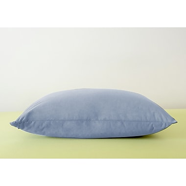 BSensible Breathable and Waterproof Pillowcase and Protector; Lavender