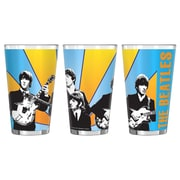 Boelter Brands Beatles Band Sublimated Collectible Pint Glass