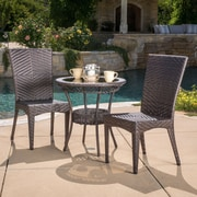 Home Loft Concepts Dixon 3 Piece Bistro Set